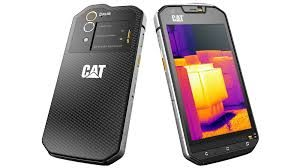 Resetar Android Cat S60