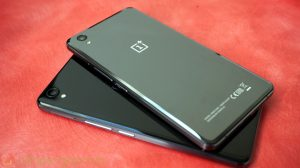Resetar Android OnePlus X