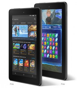 Resetar Android Amazon Fire HD 8