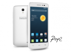 Resetar Android Alcatel Pop 2
