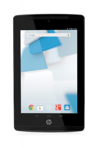 Resetar Android HP Slate 7 Extreme