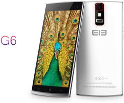 Resetar Android Elephone G6