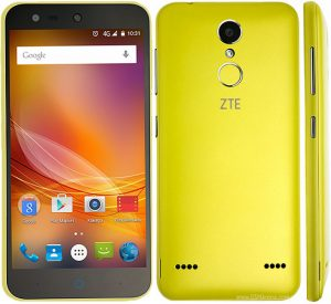 Resetar Android ZTE Blade X5