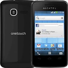 Resetar Android Alcatel One Touch Pixi