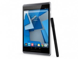 Resetar Android HP Pro Slate 8