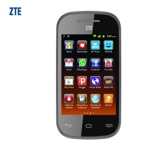 Resetar Android ZTE KISS II V795
